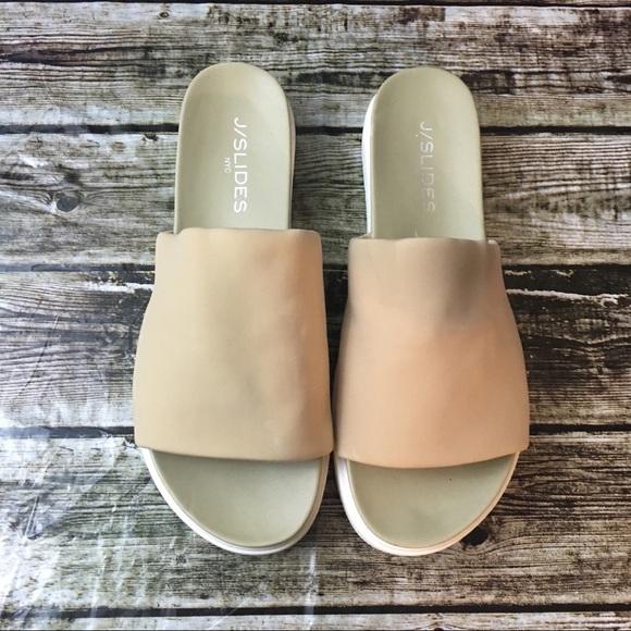 J/SLIDES Shoes | Jslides Platform